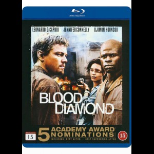 u10901 Blood Diamond (UDEN COVER)