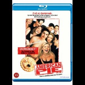 u11971 American Pie (UDEN COVER)