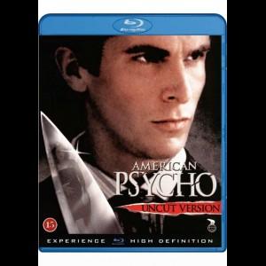 u11964 American Psycho (UDEN COVER)