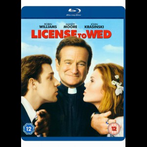u15122 License To Wed (UDEN COVER)