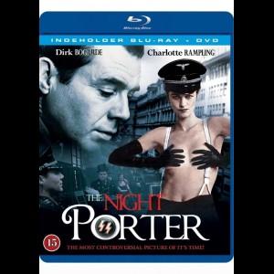 u7517 The Night Porter (UDEN COVER)