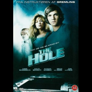 u7521 The Hole (2009) (UDEN COVER)
