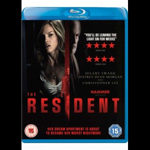 u7526 The Resident (UDEN COVER)