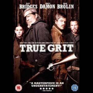 u7534 True Grit (2010) (UDEN COVER)