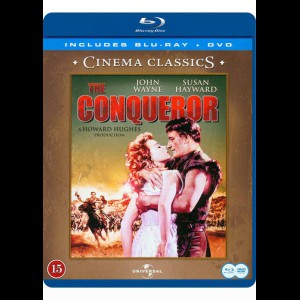 u7535 The Conqueror (UDEN COVER)