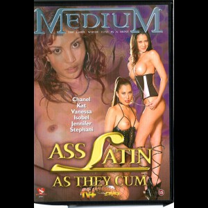 7320 Ass Latin As They Cum