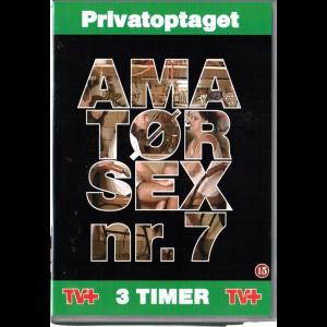 7338 Amatørsex Nr 7