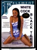7352 White Cock Black Teen