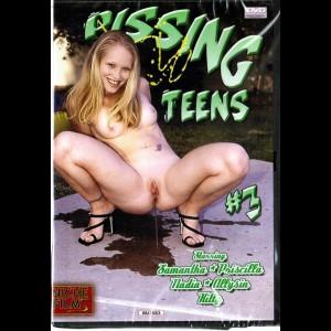 386 Pissing Teens 3