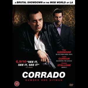 Corrado: No. 1 Hitman