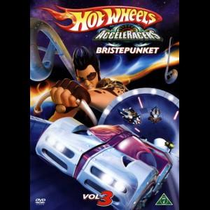 -502 Hot Wheels Acceleracers 3: Bristepunktet (KUN ENGELSK TALE OG TEKST)