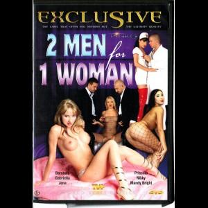7475 2 Men For 1 Woman