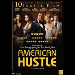 -510 American Hustle (KUN ENGELSKE UNDERTEKSTER)