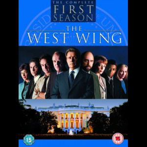 -3166 The West Wing: Sæson 1 (KUN ENGELSKE UNDERTEKSTER)