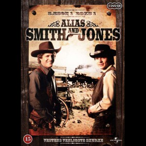 Alias Smith And Jones: Sæson 1  -  Boks 1