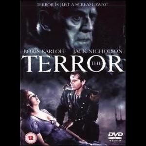 -522 The Terror (1963) (INGEN UNDERTEKSTER)