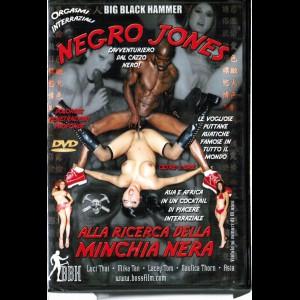 7539 Negro Jones Alla ricerca Della Minchia Nera