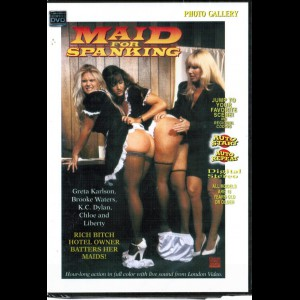 7591 Maid For Spanking