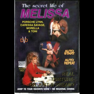 7592 The Secret Life Of Melissa