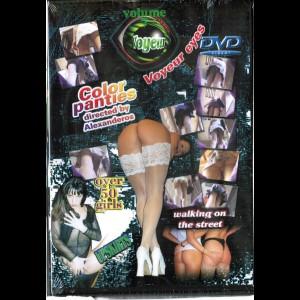 7696 Color Panties Volume 7