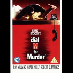 -543 Dial M for Murder (KUN ENGELSKE UNDERTEKSTER)