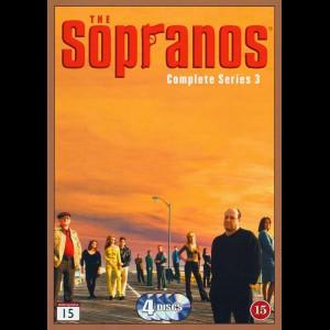 -2852 The Sopranos: Sæson 3 (KUN ENGELSKE UNDERTEKSTER)