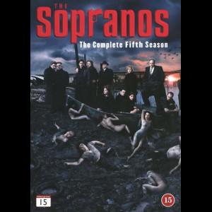 -546 The Sopranos: Sæson 5 (KUN ENGELSKE UNDERTEKSTER)