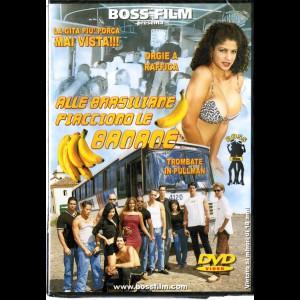 483 Alle Brasiliane Piacciono Le Banane