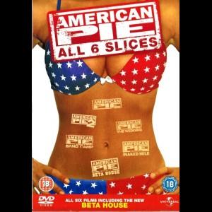 American Pie Box 1-6