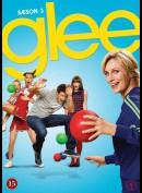 Glee:     Hele Sæson  3 (6-disc)