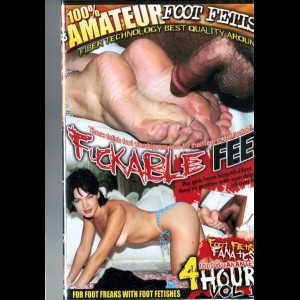543 Fuckable Feet vol 14