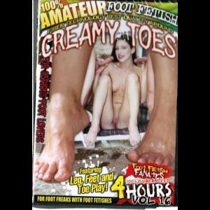 554 Creamy Toes vol 16