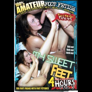 564 My Sweet Feet vol 5