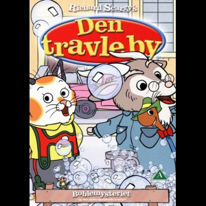 Den travle By: Boblemysteriet