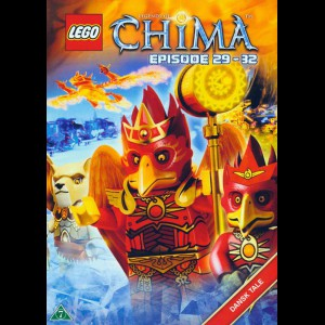 LEGO Legends Of Chima: Episode 29-32