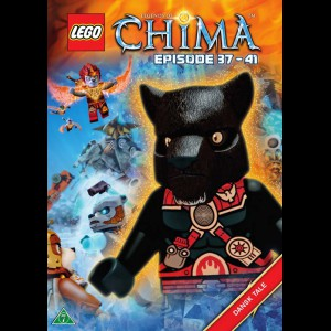 LEGO Legends Of Chima: Episode 37-41