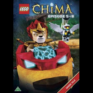 LEGO Legends Of Chima: Episode 5-8