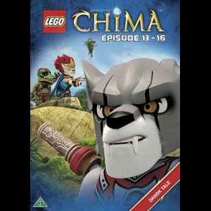 LEGO Legends Of Chima: Episode 17-20