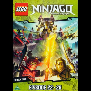 LEGO Ninjago - Masters Of Spinjitzu: Episode 22-26