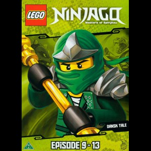 LEGO Ninjago - Masters Of Spinjitzu: Episode 9-13