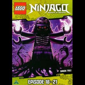 LEGO Ninjago - Masters Of Spinjitzu: Episode 18-21