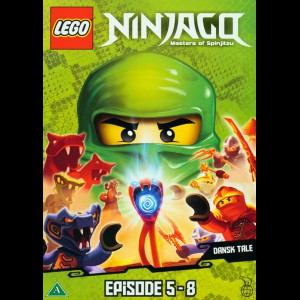 LEGO Ninjago - Masters Of Spinjitzu: Episode 5-8