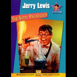 u12515 The Nutty Professor (1963) (Jerry Lewis) (UDEN COVER)