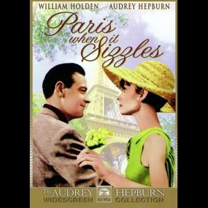 u12643 Paris When It Sizzles (Pigen Der Stjal Eiffeltårnet) (UDEN COVER)