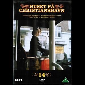 u7587 Huset på Christianshavn 14 (53-56) (UDEN COVER)