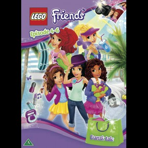Lego Friends: Episode 4-6