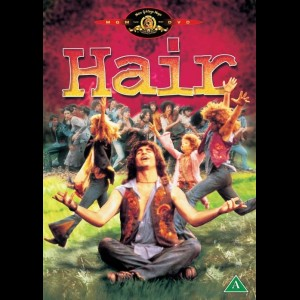 u11084 Hair (1979) (UDEN COVER)