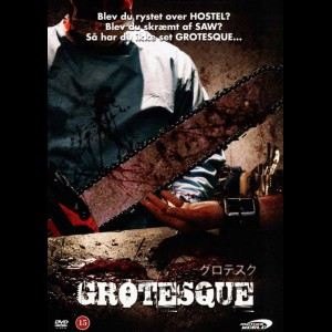 Grotesque (Japansk) (Koji Shiraishi)