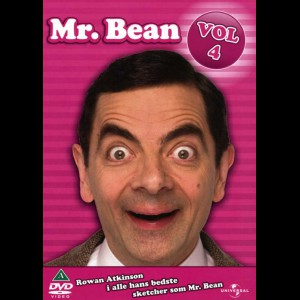 Mr. Bean: Volume 4