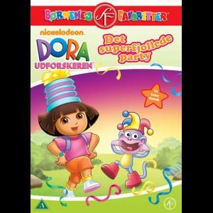 Dora Udforskeren: Det Superfjollede Party